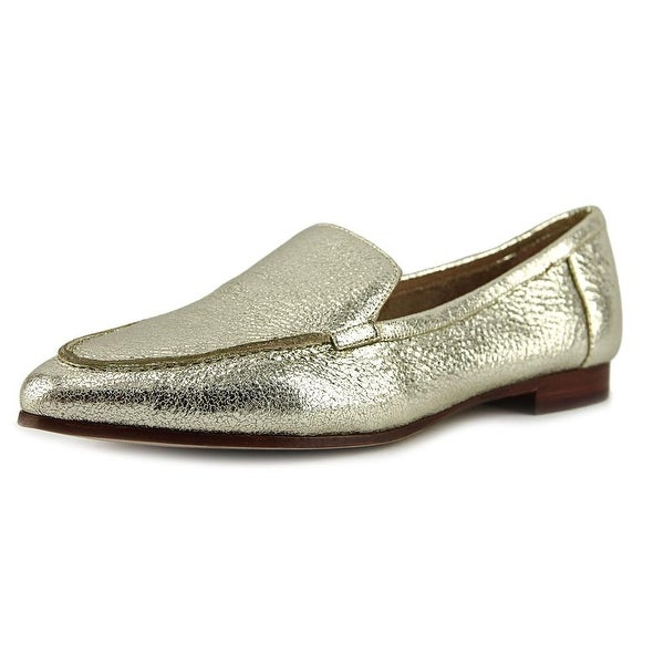 2af470997aaa Shop Kate Spade Carima Women Pointed Toe Leather Gold Flats - Free ...