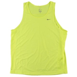 Nike Mens Perforated Sleeveless Tank Top - XL