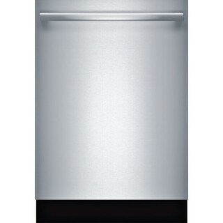 Bosch SHX863WD 24 Inch Wide 16 Place Setting Energy Star Built-In Fully Integrated Dishwasher with Bar Handle and ExtraScrub