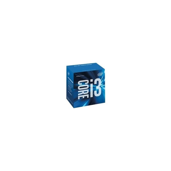 Intel BX80662I36100 Intel Core i3 i3-6100 Dual-core (2 Core) 3.70 GHz Processor - Socket H4 LGA-1151Retail Pack - 512 KB - 3 MB