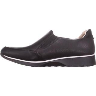 Naturalizer Womens Finny Low Top Zipper Walking Shoes