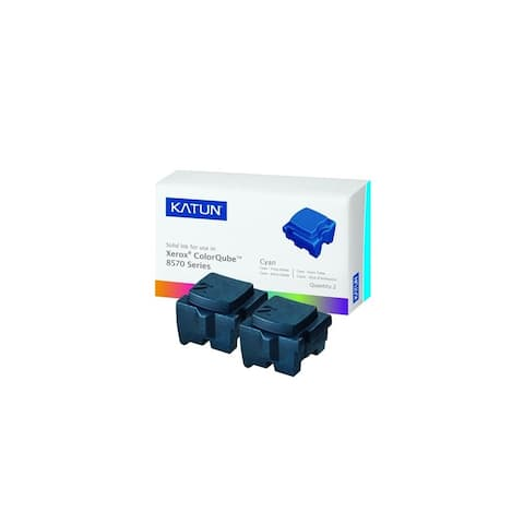 Katun 108R00926 Solid Ink Stick Cartridge - Cyan Ink Cartridge