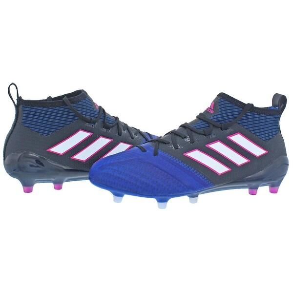 Shop Adidas Mens Ace 17.1 Primeknit FG Cleats Soccer Control