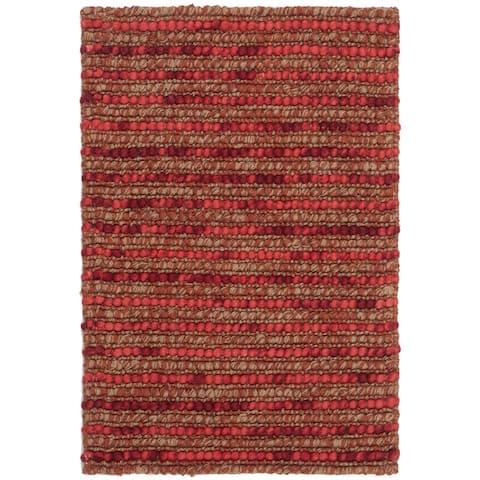 Safavieh Ramona Hand-knotted Bohemian Jute Area Rug