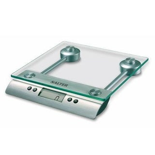 Salter Aquatronic Glass Electronic Kitchen Scale