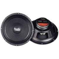 12'' 500 Watt High Power Paper Cone 8 Ohm Subwoofer