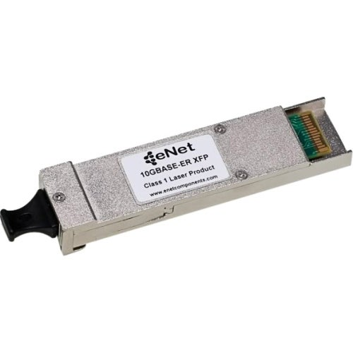 """""""ENET GP-XFP-1E-ENC Force 10 Compatible GP-XFP-1E 10GBASE-ER XFP 1550nm 40km DOM Duplex LC SMF 100% Tested Lifetime Warranty and"""