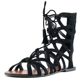 Jessica Simpson Karalia Open Toe Suede Gladiator Sandal