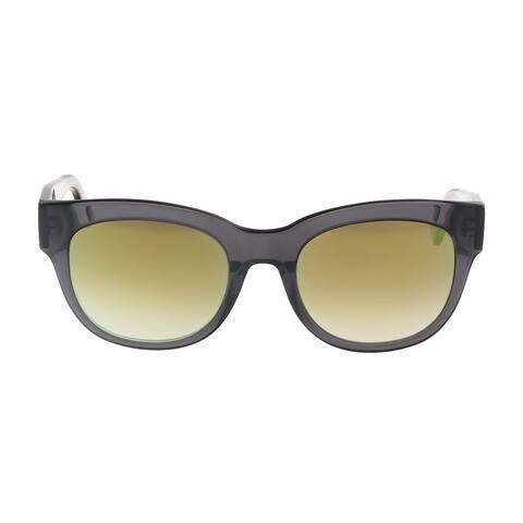 Just Cavalli JC759S 5220g Brown Round Sunglasses - 52-20-140