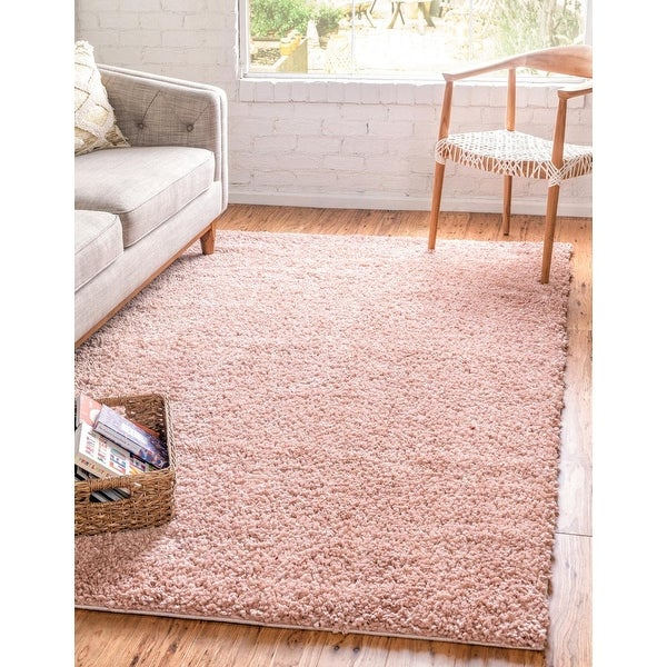 Carson Carrington Tovaryd Stain Resistant Shag Rug. Opens flyout.