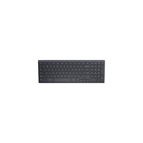 Dell 463-3601 Dell Multimedia Keyboard for Chrome - KB115 - Cable Connectivity - USB Interface - Compatible with Notebook -