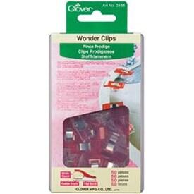 50/Pkg - Wonder Clips