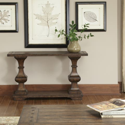 Sedona Kona Brown Sofa Table