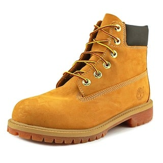 "Timberland 6"" Premium W Round Toe Leather Boot"