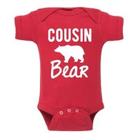 Cousin Bear  - Infant One Piece