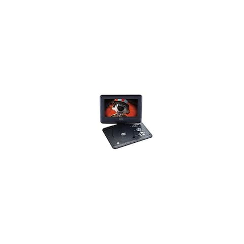 "Onn ONA16AV009 10"" Portable Media DVD Player w/ USB / SD / MMC Manufacturer Refurbished"