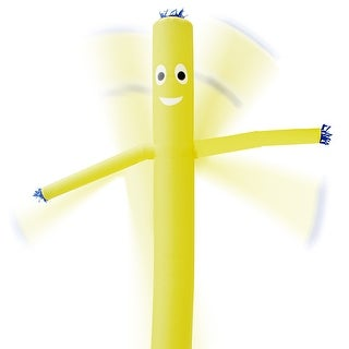 Link to ARKSEN Air Tube Waving Puppet Man Inflatable Wind Flying 20ft, Yellow - standard Similar Items in Badges, Names & Signs