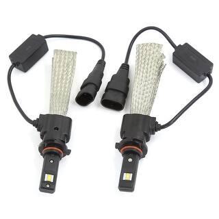 Unique Bargains 2PCS 9005 6000K White 30W 3200LM LED Headlight Conversion Kit w Copper Braid|https://ak1.ostkcdn.com/images/products/is/images/direct/4896e9ad00d47a43be050f3b1c5c729e0186838a/Unique-Bargains%0A2PCS-9005-6000K-White-30W-3200LM-LED-Headlight-Conversion-Kit-w-Copper-Braid.jpg?impolicy=medium
