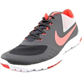 Nike FS Lite Trainer II Women Round Toe Synthetic Black Running Shoe