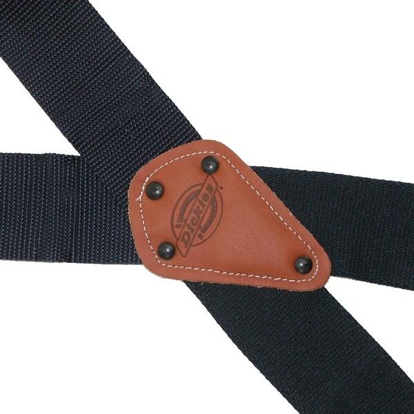 Big /&Tall Mens Industrial Strength Ballistic Nylon Clip End Work Suspenders