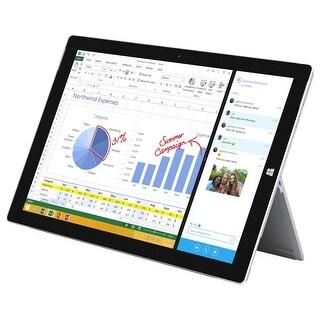 "Microsoft Surface Pro 3 Tablet - 12"" - 8 GB LPDDR3 - Intel Core (Refurbished)"