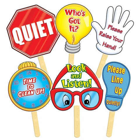 Scholastic manage your class signs 1298