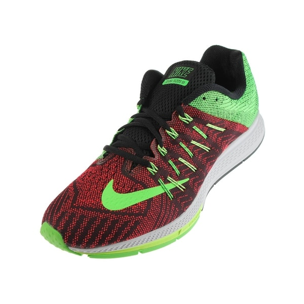 a17fffb254a57 Shop Nike Mens Air Zoom Elite 8 Running Shoes Run Fast Flywire ...