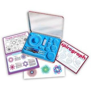 Spirograph Design Set W/Tin-