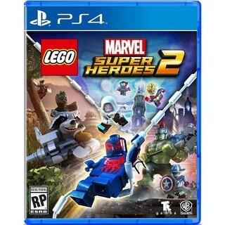 Warner Brothers - Ps4 Lego Marvel Super Heroes 2