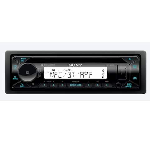 Sony MEX-M72BT Marine CD Receiver w/ Bluetooth & SongPal