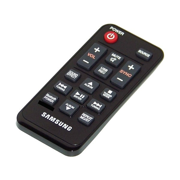 OEM Samsung Remote Control Originally Shipped With: TWJ5500, TW-J5500, TWJ5500/ZA, TW-J5500/ZA