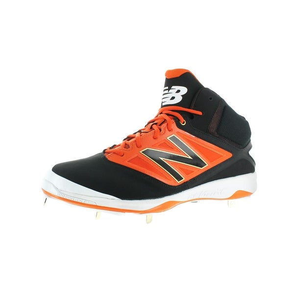 New Balance Mens Cleats Lace-Up Athletic