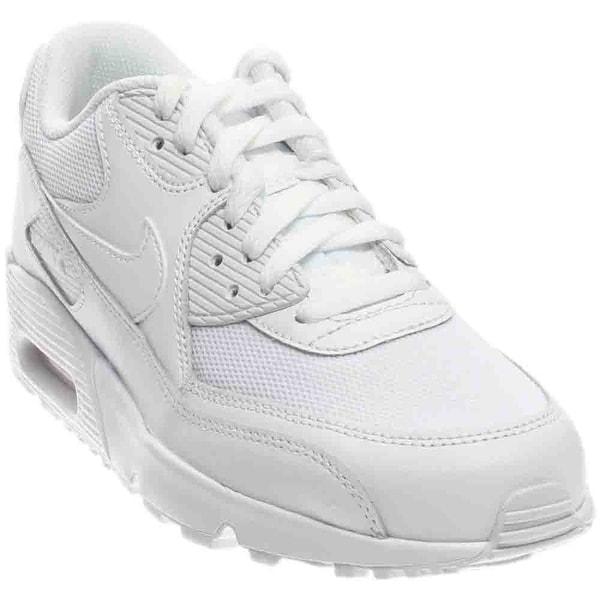 Shop Nike Mens Air Max 90 Mesh Grade School Athletic