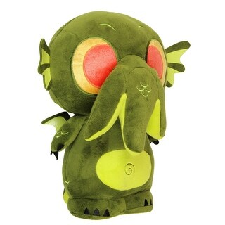 Funko Supercute Horror-Cthulhu Dark Green Plush Collectible, 12""