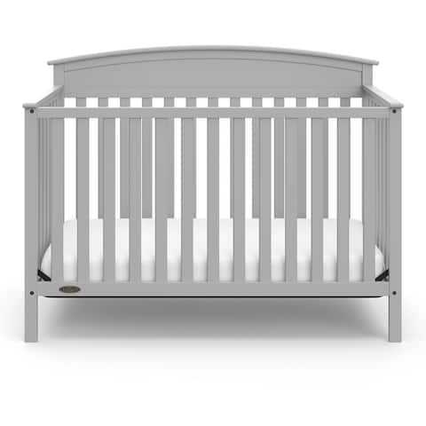 Graco Benton 4-in-1 Convertible Crib ? Easily Converts to Toddler Bed, Daybed or Full-Size