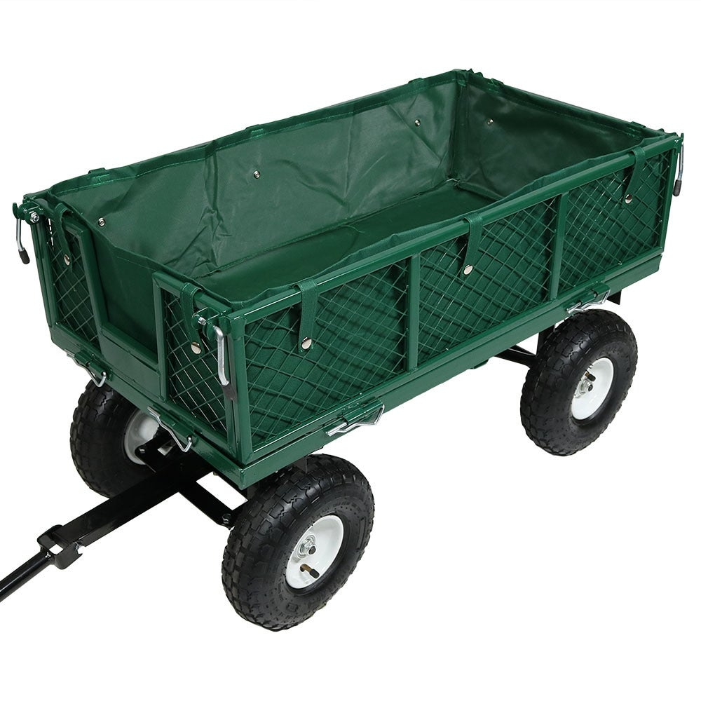 Sunnydaze Garden/Utility Cart Liner - Includes Cart Liner ONLY - Multiple Colors Available - Thumbnail 5