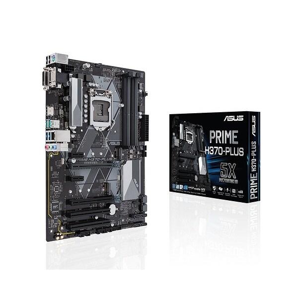 Asus - Motherboards - Prime H370-Plus