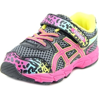 Asics TURBO TS Toddler Round Toe Synthetic Multi Color Sneakers