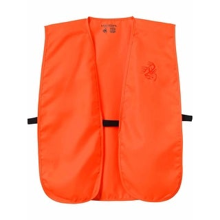 Legendary Whitetails Men's Lucky Hunting Vest Blaze Orange - One Size Fits most