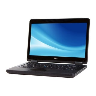 Dell Latitude E5440 Core i5-4300U 1.9GHz 4th Gen CPU 16GB RAM 240GB SSD DVD-RW Windows 10 Pro 14-inch Laptop (Refurbished)