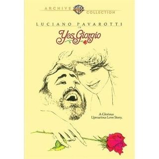 Yes, Giorgio DVD Movie 1982