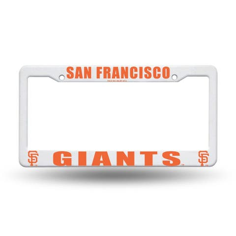 San Francisco Giants License Plate Cover Frame New