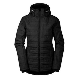 Kerrits English Jacket Womens EQ Insulator Zip Hood Technical 40606