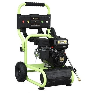 3200 PSI 2.4 GPM Gas Powered LCT Engine Dolly Style Pressure Washer