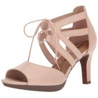 61de0a86a Shop Women s Clarks Parram Spice Gladiator Sandal Gold Suede - Free ...