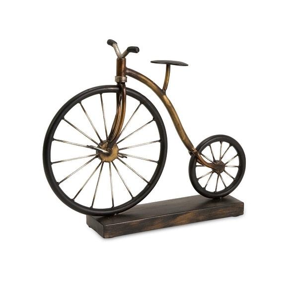 IMAX Home 12925 Big Wheel Bicycle Statuary