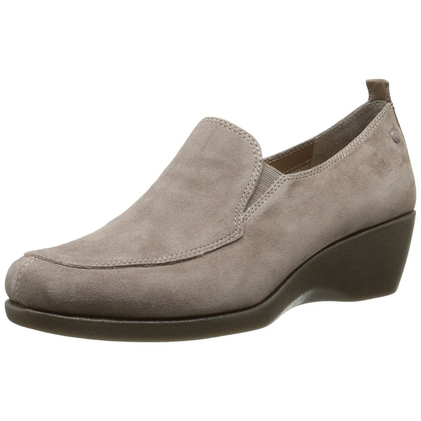 Hush Puppies NEW Beige Women's Shoes Size 10N Vanna Cleary Loafer