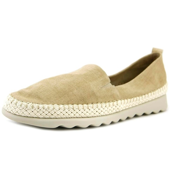 The Flexx Lino Women Round Toe Synthetic Nude Loafer