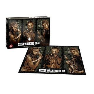 "The Walking Dead ""Fight the Dead"" 1000-Piece Puzzle"