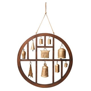 Circle of Bells Indoor/Outdoor Wind Chime